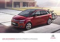 Accesorios Citroën C4 Picasso