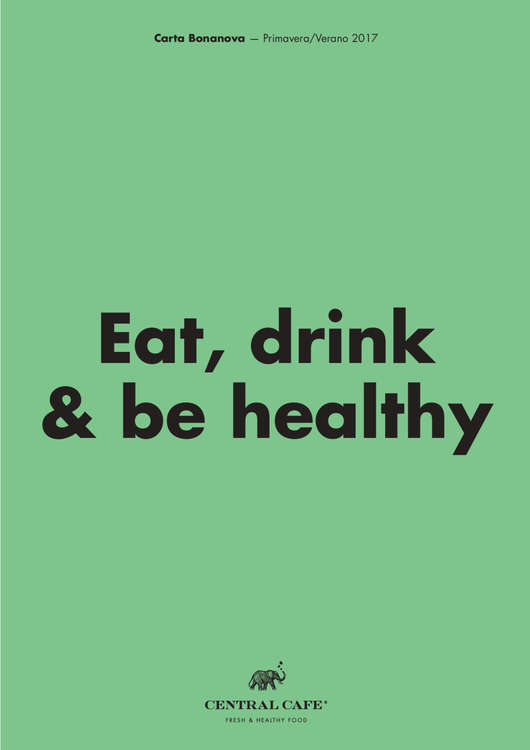 Ofertas de Central Café, Eat, drink & be healthy