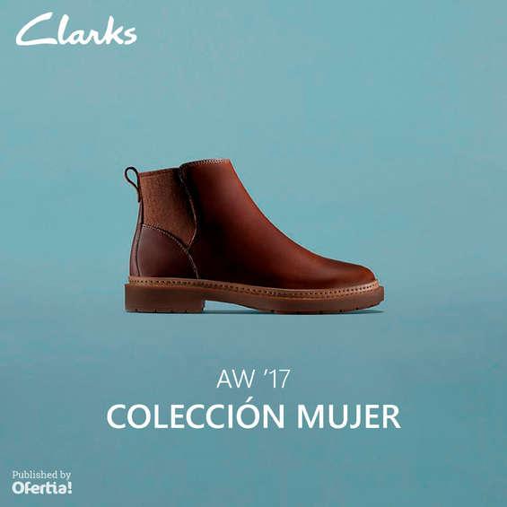 Ofertas de Clarks, Colección Mujer