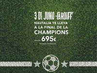 Nautalia te lleva a la final de la Champions