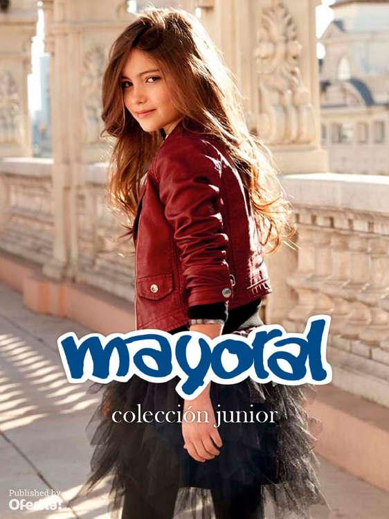Ofertas de Mayoral, Colección Junior
