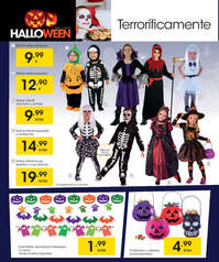 Eroski ofertas cat logo y folletos ofertia - Halloween hipercor ...