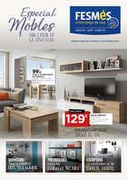 Ofertas de Fes Més, Especial mobles