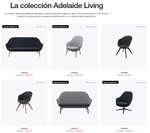 Ofertas de BoConcept, La colección Adelaide Living