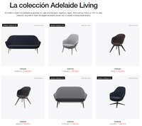 La colección Adelaide Living