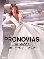 Ofertas de Pronovias, Atelier Pronovias 2020
