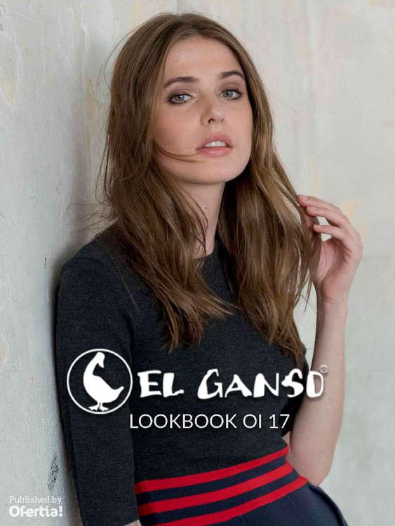 Ofertas de El Ganso, Lookbook OI 17