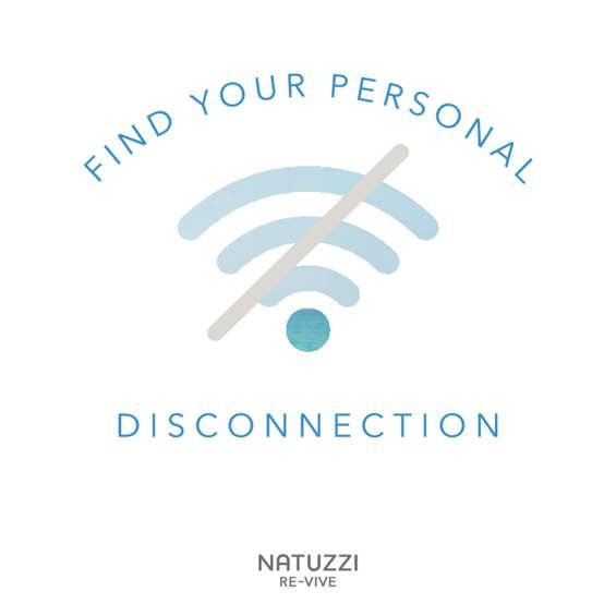 Ofertas de Natuzzi, Find your personal disconnection