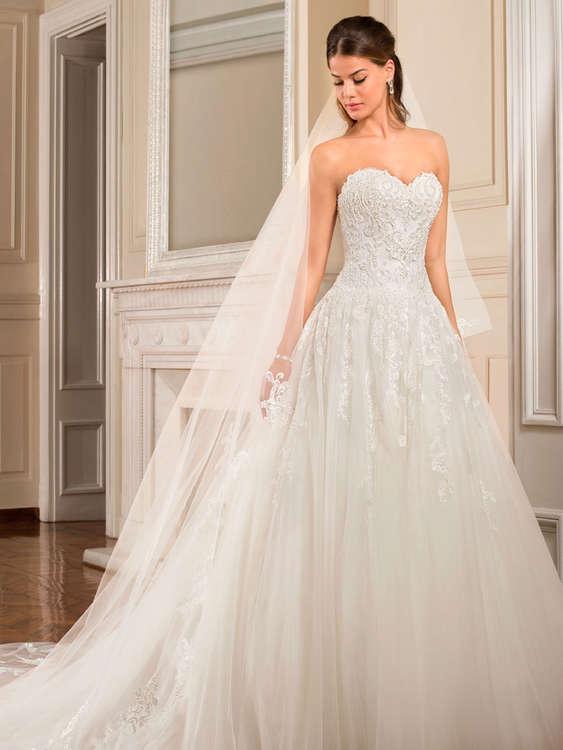 comprar vestidos de novia con cola barato en sant celoni - ofertia