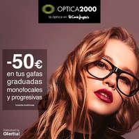 -50% en tus gafas graduadas