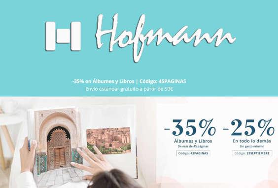 Ofertas de Hofmann, Hoffmann