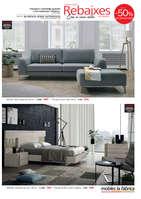 Ofertas de Muebles La Fábrica, Rebaixes