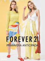 Ofertas de Forever 21, Primavera Anticipada