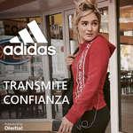 Ofertas de Adidas, Transmite confianza