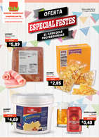 Ofertas de GM Cash & Carry, Especial Festes