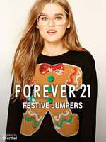 Ofertas de Forever 21, Festive Jumpers