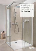 Ofertas de Roca, Soluciones de grifería para espacio de ducha