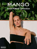 Ofertas de MANGO, Gold Plated Collection