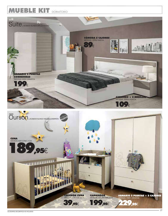 Comprar Muebles y complementos bebé barato en Durango - Ofertia