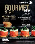 Ofertas de Carrefour, Gourmet Ideiak