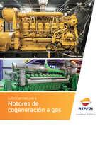 Ofertas de Repsol, Lubricante para Motores de cogeneración a gas