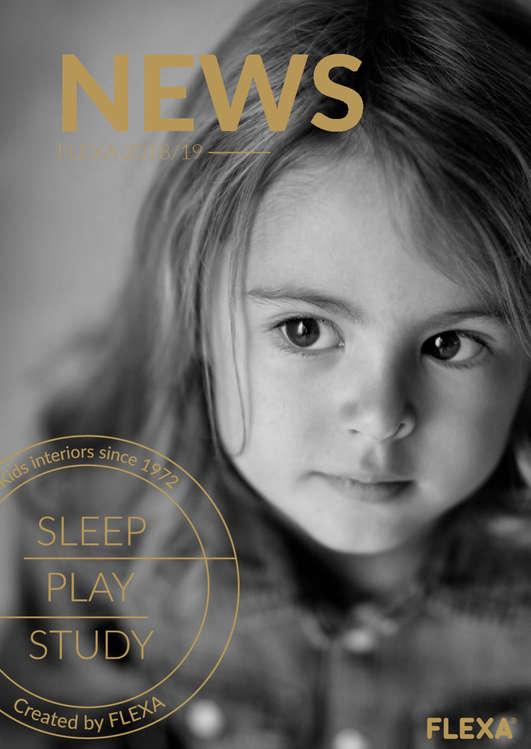 Ofertas de FLEXA, Sleep, Play, Study