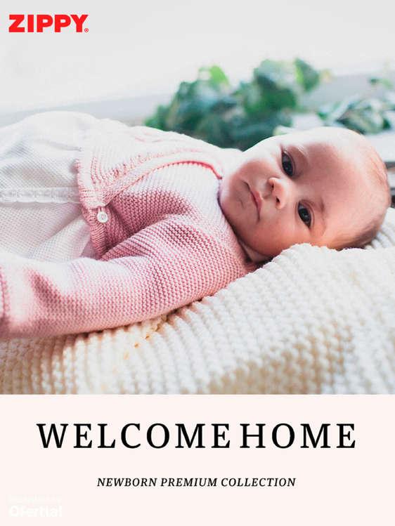 Ofertas de ZIPPY, Welcome Home
