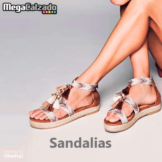 Ofertas de MegaCalzado, Sandalias