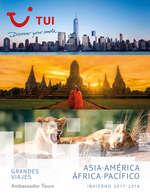 Ofertas de Linea Tours, Asia, América, África y Pacífico