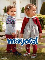 Ofertas de Mayoral, Colección Baby