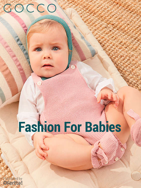 Ofertas de GOCCO, Fashion For Babies