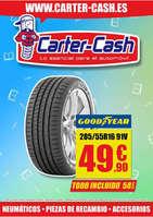 Ofertas de Carter-cash, Septiembre