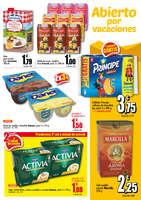 Ofertas de Supermercados Unide, Abierto por vacaciones