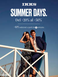 Summer Days. Del -20% al -50%