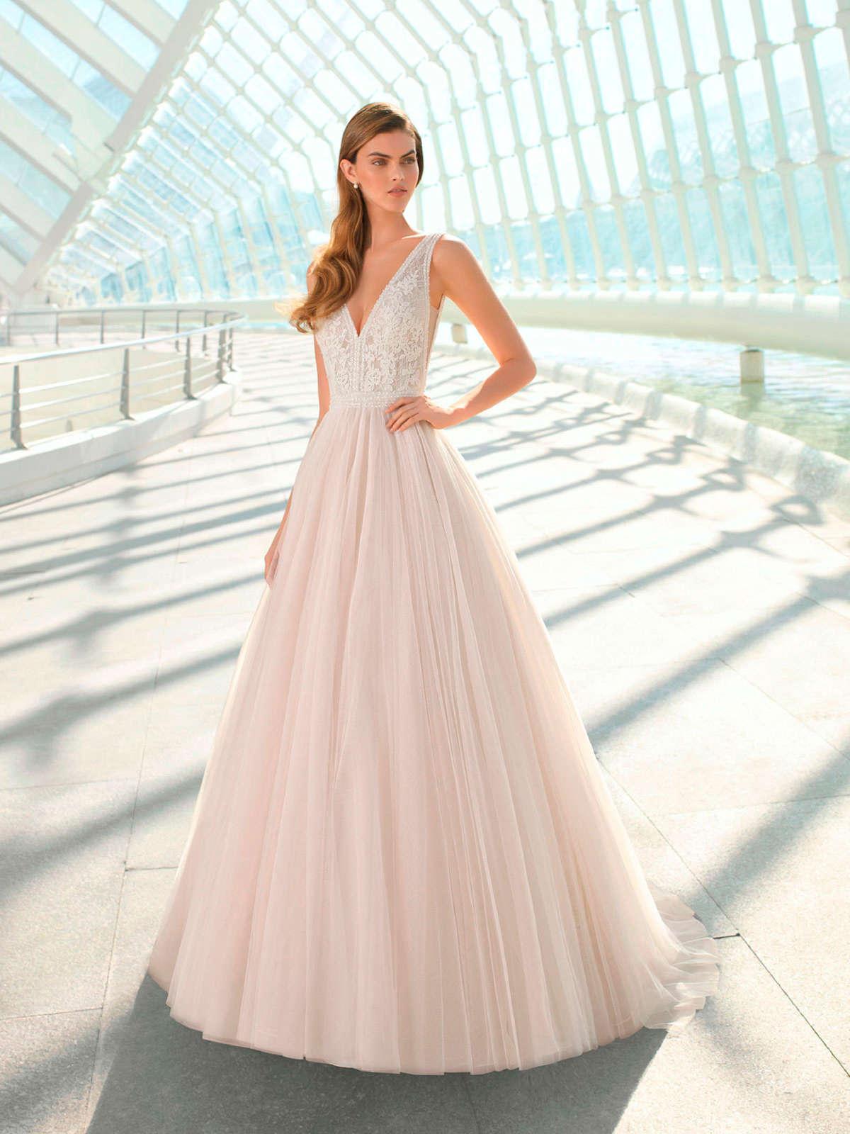 Tiendas de vestidos de novia baratos en toledo