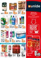 Ofertas de Supermercados Unide, Solo los mejores productos llevan nuestra marca