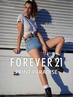 Ofertas de Forever 21, Print paradise