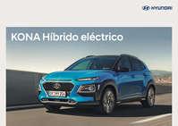 Nuevo Kona Hibrido Electrico