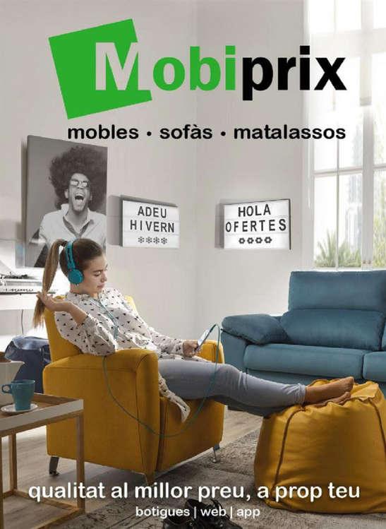 Ofertas de Mobiprix, Qualitat al millor preu, a prop teu