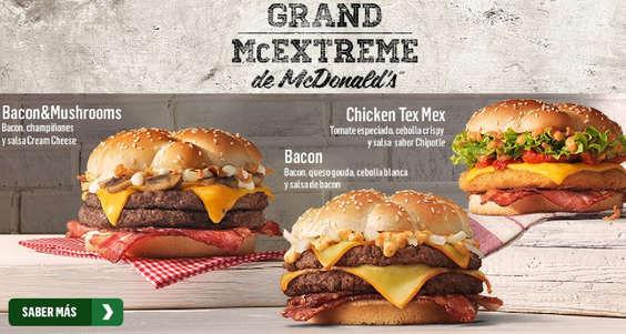 Ofertas de McDonald's, Grand McExtreme de McDonald's