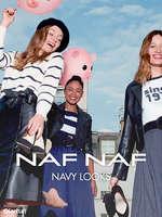 Ofertas de Naf Naf, Navy looks
