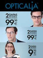 Ofertas de Opticalia, 2 gafas