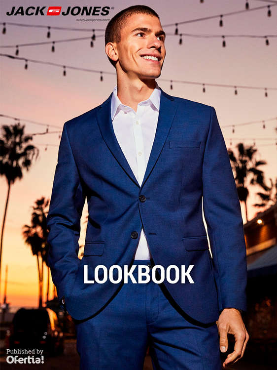 Ofertas de Jack & Jones, Lookbook