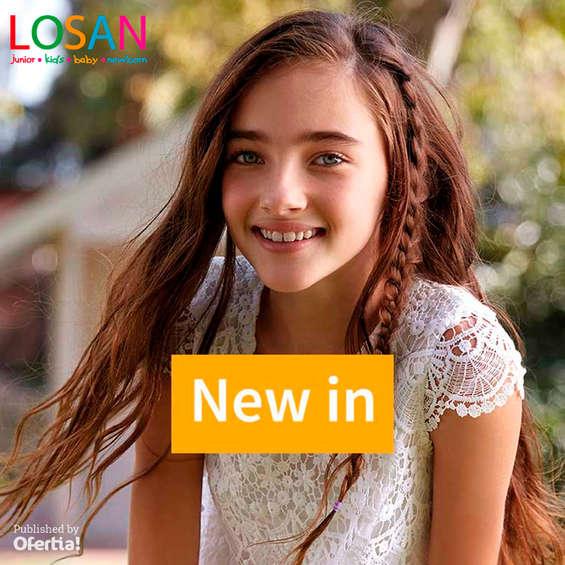 Ofertas de Losan, New In