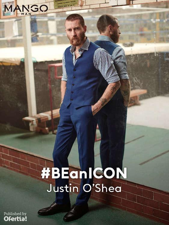 Ofertas de Mango Man, #BeAnIcon - Justin O'Shea