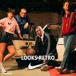 Ofertas de Nike, Looks Retro