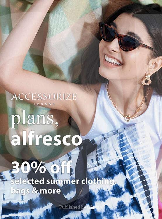 Ofertas de Accessorize, 30% off