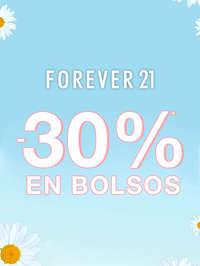-30% en bolsos