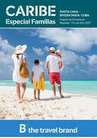 Ofertas de Barceló Viajes, Caribe especial familias