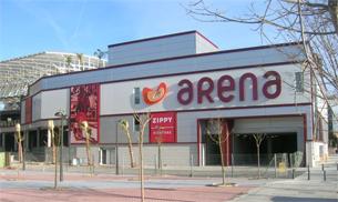 Centro Comercial Arena Multiespacio